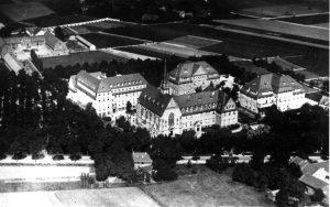 Luftbild von 1930, Kreisarchiv Viersen Wa-II-373