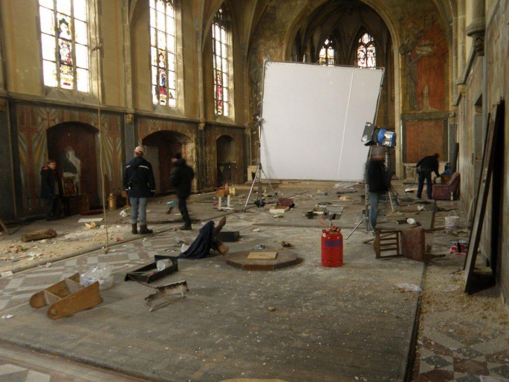 Filmdreh 2010