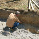 Archäologe aus Xanten
