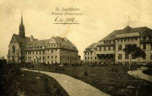 Ansichtskarte 1916