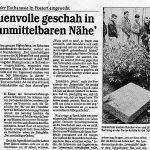 Rheinische Post von 1988