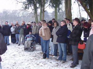 Gedenkstätte Hostert 2006