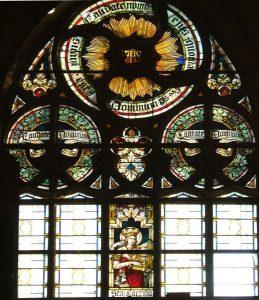 Kirchenfenster Gassen u Blaschke, Düsseldorf