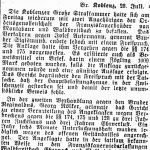 Dreistädtezeitung v. 26.1937. Stadtarchiv Viersen