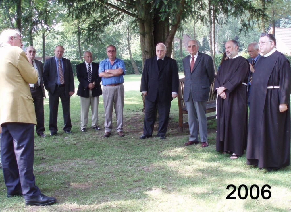 Franziskaner zu Besuch (2006)