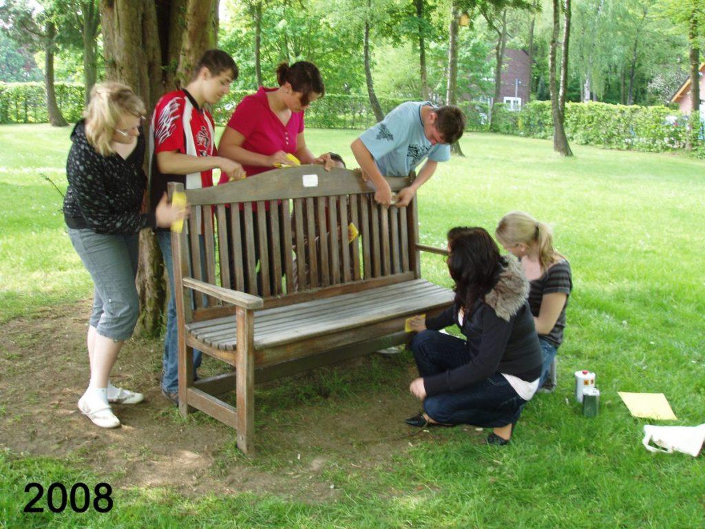 Pflegearbeiten (2008)