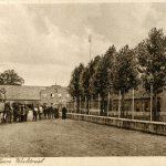 Ölonomie, Neubau von 1925, Ansichtskarte, Privatbesitz: Zöhren