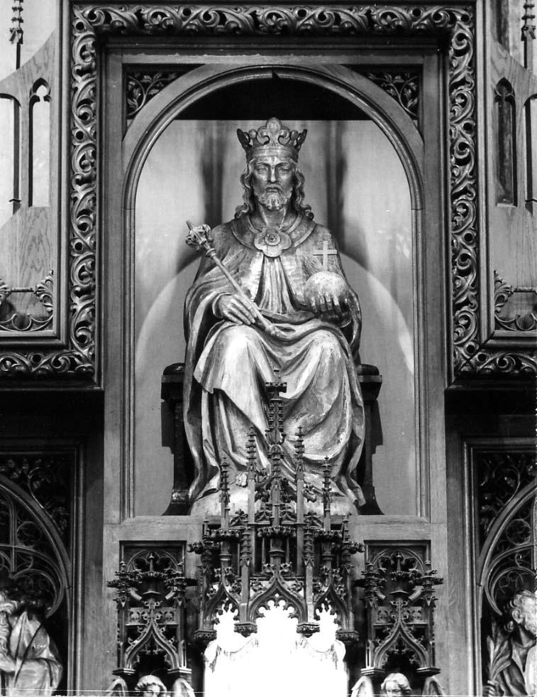 Christus König Anstaltskirche Hostert