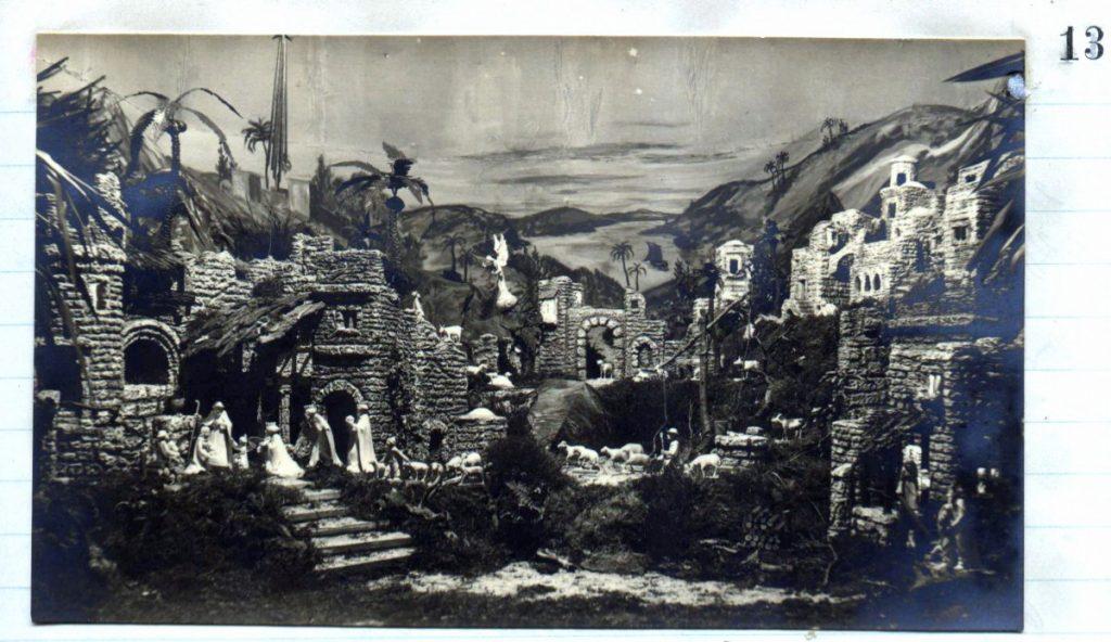 Krrippe des Josefsheims Hostert um 1930